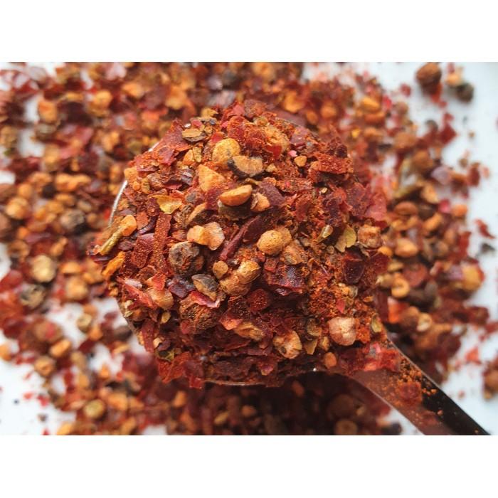 Steak of seven pepper without salt